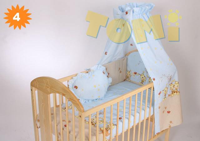 Łóżko dziecięce Tomi IVX 14 - Altrak24 Wrocław