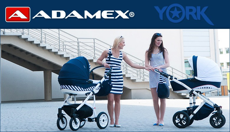 Adamex York - Nowość! Już w sprzedaży na altrak24.com!