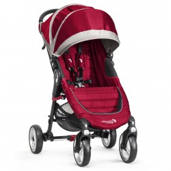 Baby Jogger City Mini 4W Crimson Gray