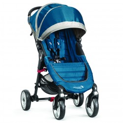 Baby Jogger City Mini 4W Teal Gray