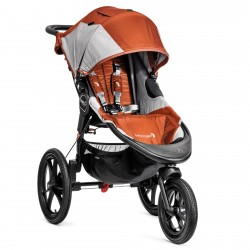 Baby Jogger Summit X3 Orange Gray