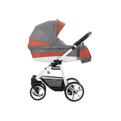 Bebetto Vulcano V04 Grey - Red