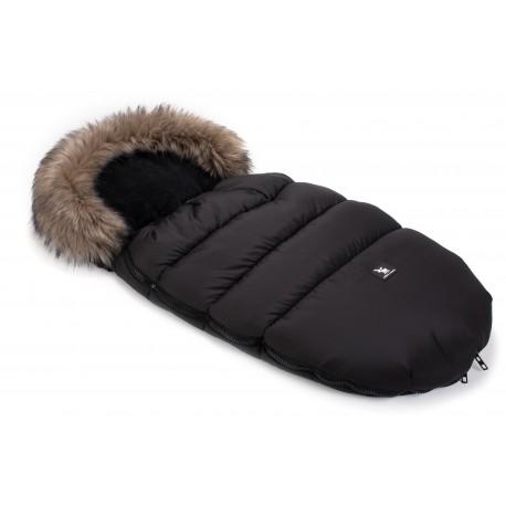 Cottonmoose - Śpiwór zimowy - Moose - Czarny