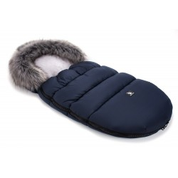 Cottonmoose - Śpiwór zimowy - Moose - Granatowy