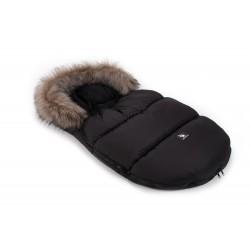Cottonmoose - Śpiwór zimowy - MiniMoose - Czarny