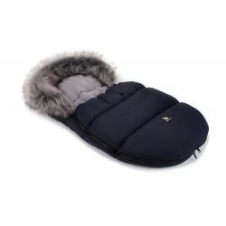 Cottonmoose - Śpiwór zimowy - MiniMoose - Granatowy