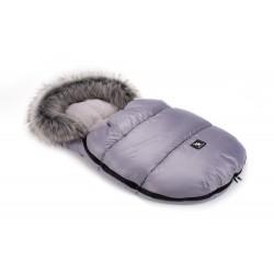 Cottonmoose - Śpiwór zimowy - MiniMoose - Szary