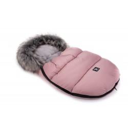 Cottonmoose - Śpiwór zimowy - MiniMoose - Różowy