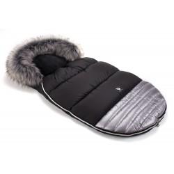 Cottonmoose - Śpiwór zimowy - Moose Shine - Shiny Silver