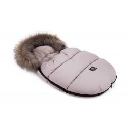 Cottonmoose - Śpiwór zimowy - MiniMoose - Latte-Latte