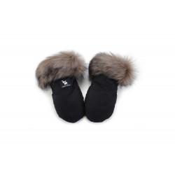 Cottonmoose - Śpiwór zimowy - Moose - Czarny-Czarny