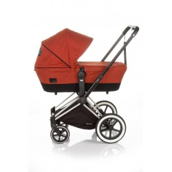 Cybex Priam Lite 2w1 Autumn Gold - Burnt Red