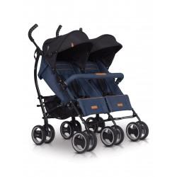Wózek spacerowy Easy Go Duo Comfort Grey Fox