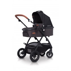 Wózek głeboko-spacerowy Easy Go Optimo Air Anthrazite