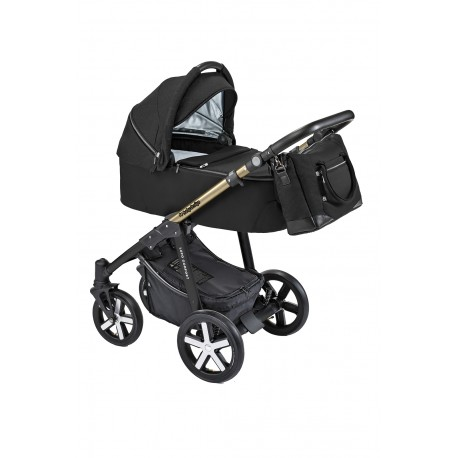 Baby Design Lupo Comfort Limited 12 Black Gold