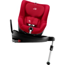 Britax Dualfix 2 R Fire Red 0-18kg