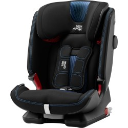 Britax Römer Advansafix IV R Cool Flow - Blue 9-36kg