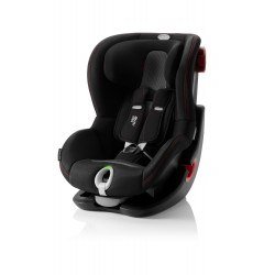 Britax Römer King II LS Cool Flow Black 9 - 18kg