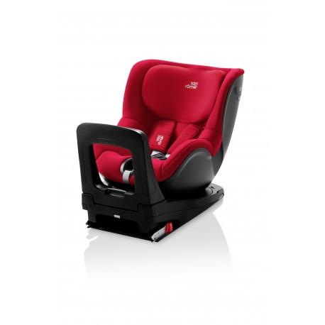 Britax Römer Dualfix M I-size Fire Red 0 - 18kg
