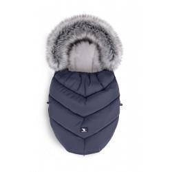 Cottonmoose - Śpiwór zimowy - Mini Moose Yukon Szary