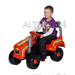BJ Plastik Traktor Duży