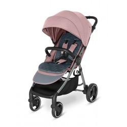 Spacerówka Baby Design 2021 Wave 108 Pink