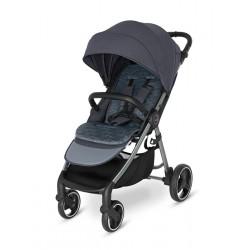 Spacerówka Baby Design 2021 Wave 117 Graphite