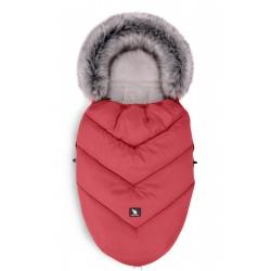 Cottonmoose - Śpiwór zimowy - Moose Czerwony