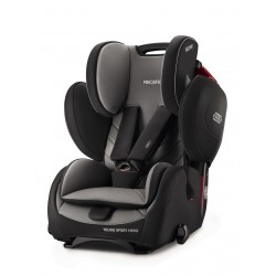 Recaro Young Sport Hero Carbon Black