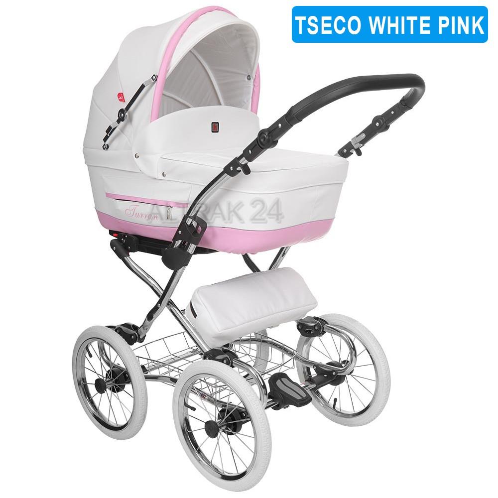 tseco white pink